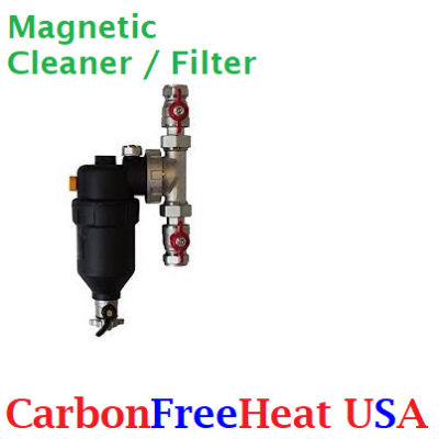 Magnetic Cleaner Filter