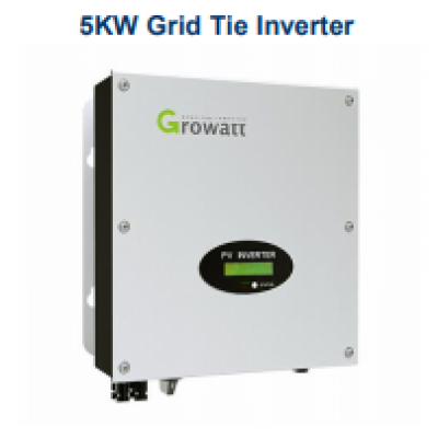 Solar 5.5 Kw Hybrid Power Inverter 48v