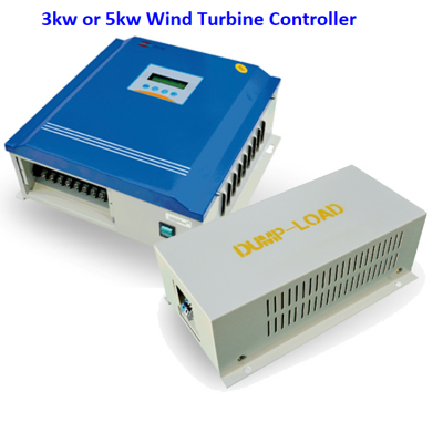 5kw wind and solar hybrid controller