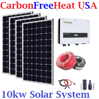 10kw Solar Panel System - OFF Grid System