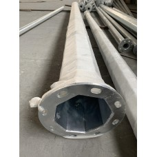12m Wind Turbine Pole
