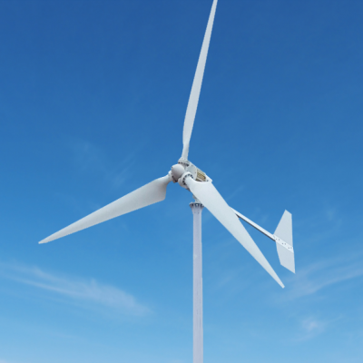 3kw Wind Turbine 120v AC - On Grid
