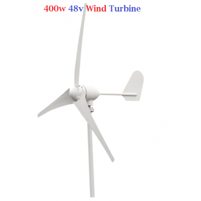 400w Wind Turbine - - Battery Charger